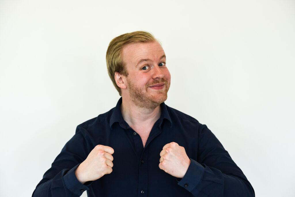 Daniel Lindau älskar Nordic Gamer och spelquiz