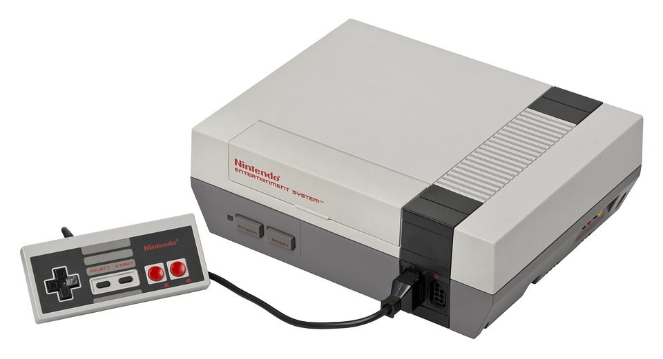 Nintendo Entertainment system - NES spel