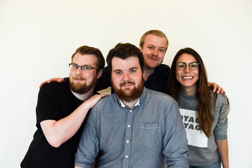 Nordic Gamer gänget 2018