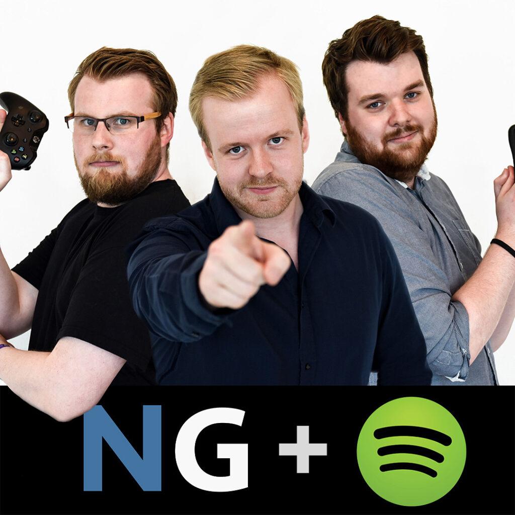 Nordic Gamer på Spotify