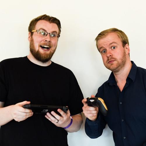 Daniel är förvånad. Hur fick Jonas tag på den fina spelkonsollen Nintendo Switch?