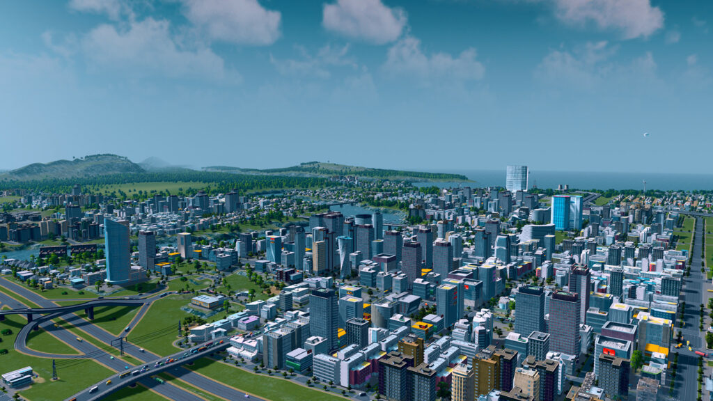 Datorspelet citites skylines, gameplay