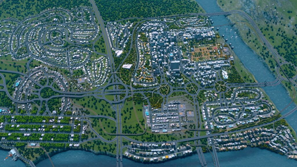 Spelpodd om Cities Skylines