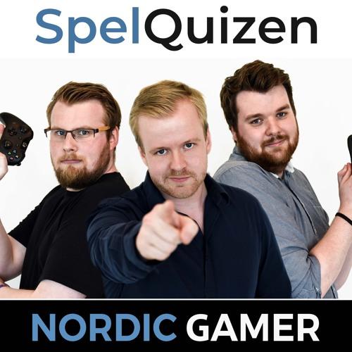 Spelquizen ett program som är ett quiz om spel.